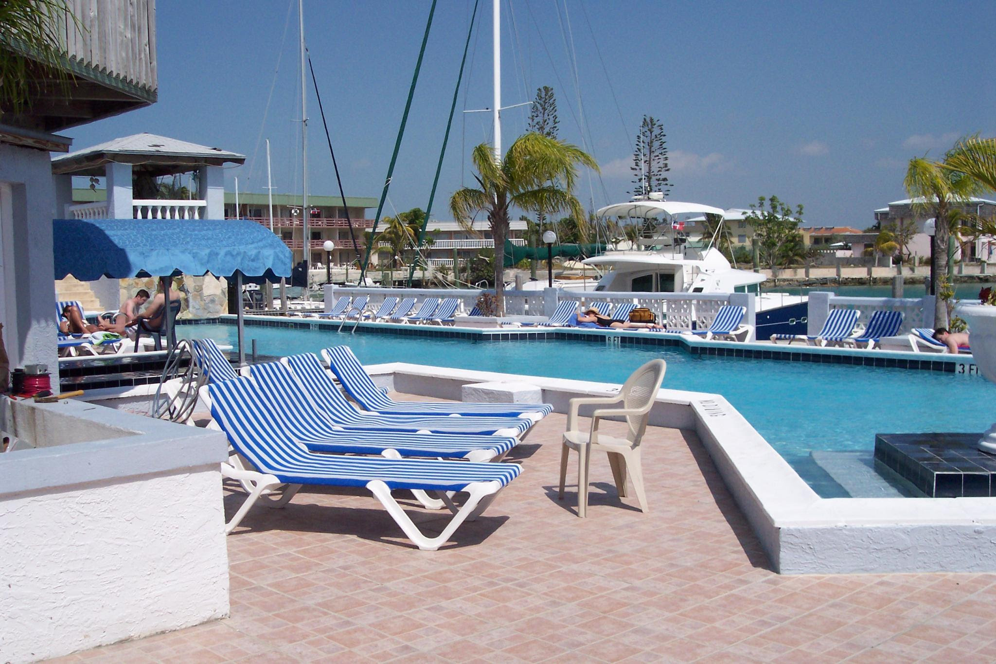 Ocean Reef Yacht Club  Resort Freeport Bahamas