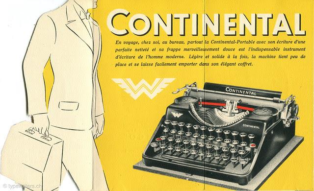 Continental portable