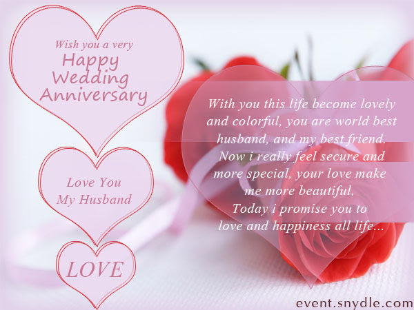 Happy Wedding Anniversary Quote For My Husband Pictures Photos And