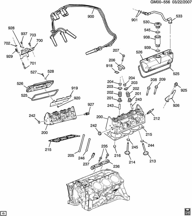 Chevy Equinox 3 4 Liter Engine Diagram