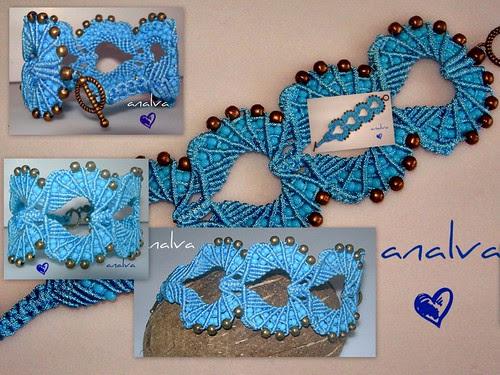 Beachy Shells by Analva Abalorios