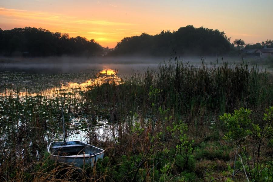 Early-morning-sunrise
