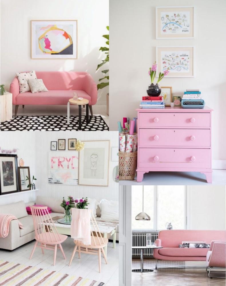 como usar rosa quartzo na decoração da sua sala