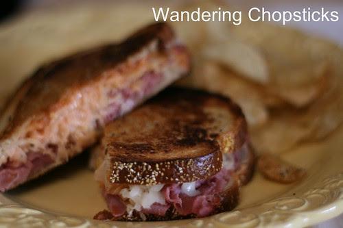 Reuben Sandwich 2
