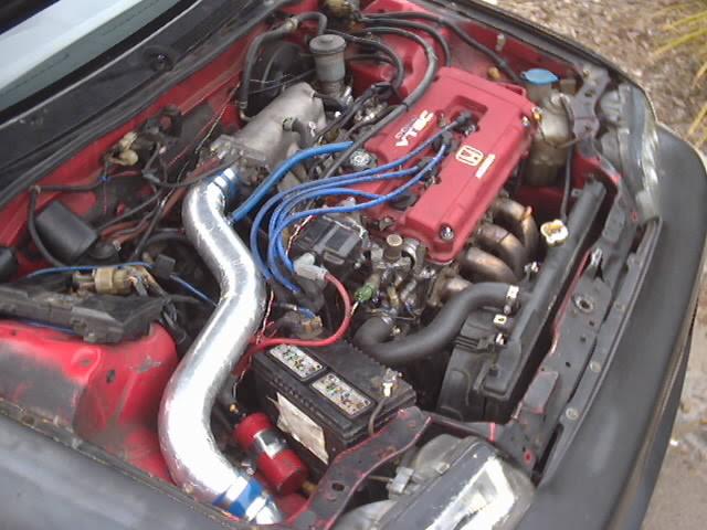 810+ Civic Crx Si Engine Gratis Terbaik