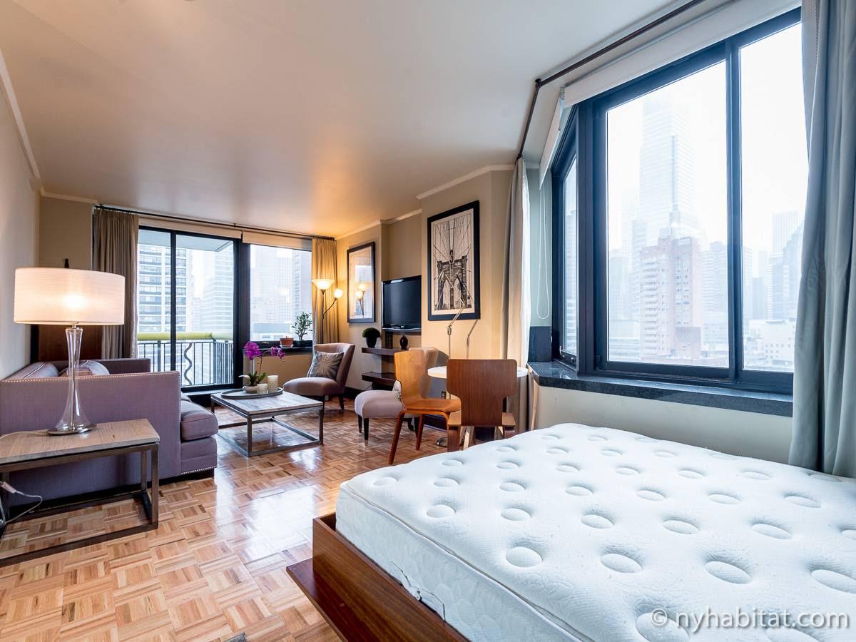 New York Apartment: Alcove Studio Apartment Rental in ...
