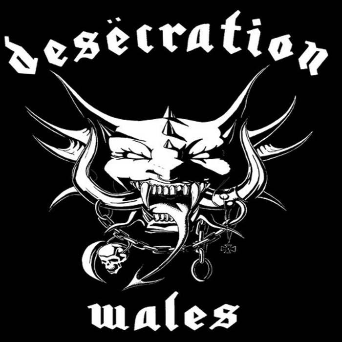 Free Desecration Mixtape cover art