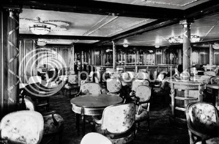 Titanic's A La Carte Restaurant