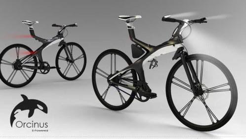 Sheng-Chieh Chang's urban e-bike for Gusto