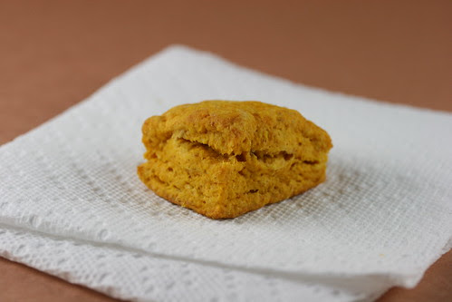 Sweet Potato (not) Pumpkin Biscuit - Tuesdays with Dorie