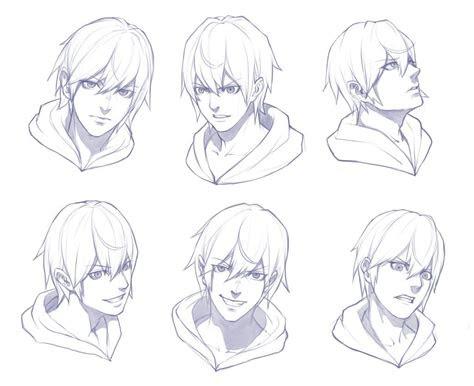 boy face sketch practice  theonegdeviantartcom