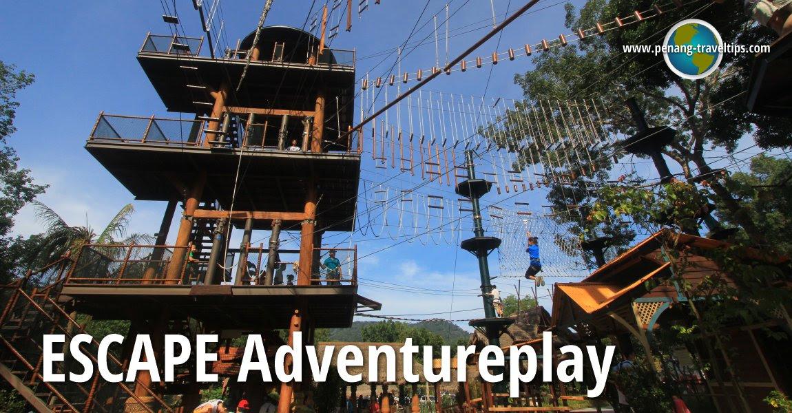Image result for escape penang theme park
