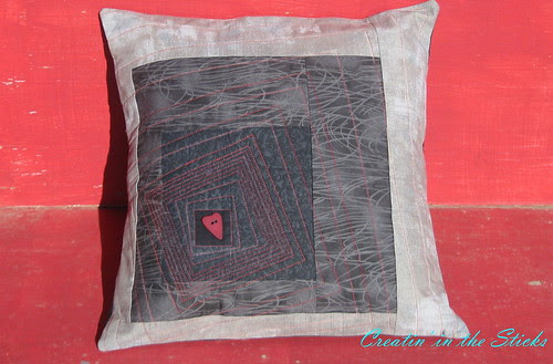 Squares with heart pillow2