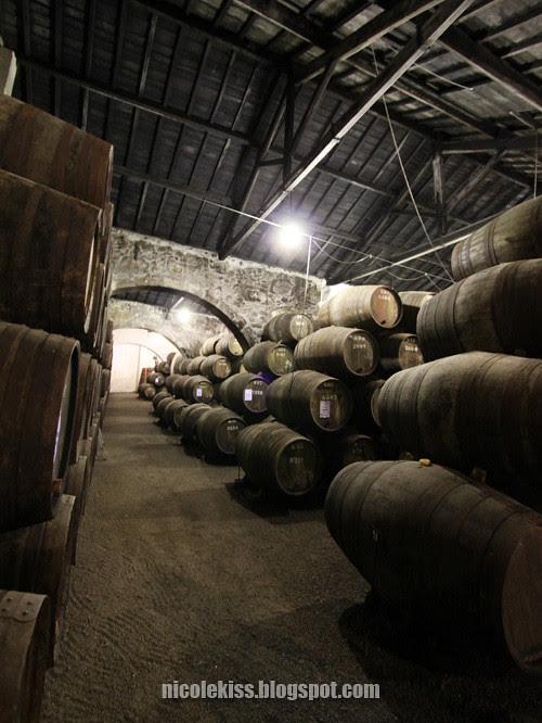 croft wine cellar