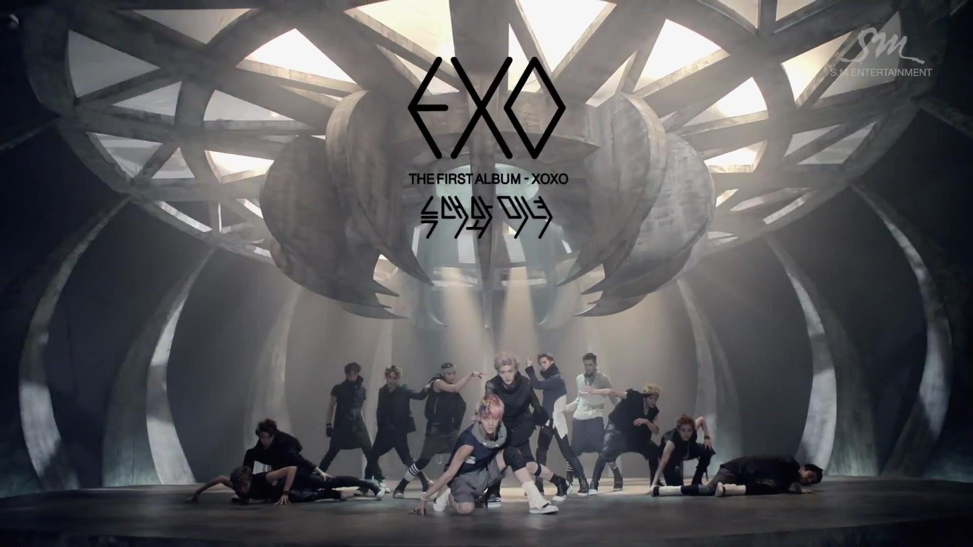 EXO : Wolf Drama Version K & M