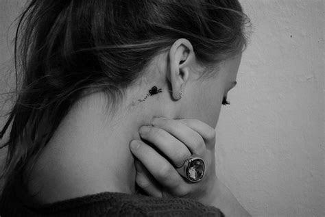 ear tattoos girls