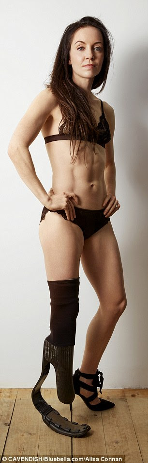 Stef Reid ganhou a prata no salto em distância nos Jogos Olímpicos Londres 2012