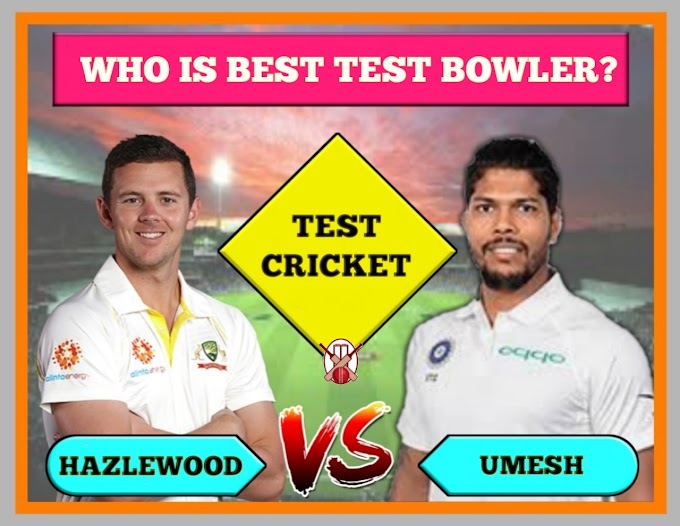 Umesh vs Hazlewood: Both have played 40 tests since debut, See who is leading at the moment