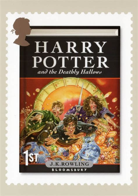 Harry Potter (2007) : Collect GB Stamps