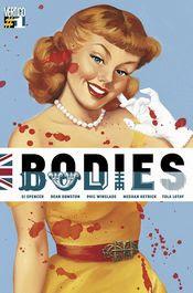 Bodies (Vertigo Comics)