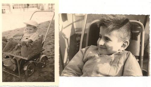 Io da bambino, avevo 6 anni