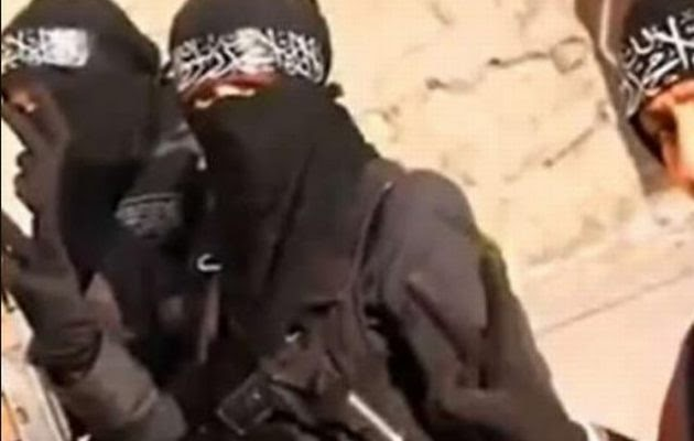 Η ιρακινή Αστυνομία συνέλαβε τζιχαντίστριες «δαγκανιάρες» του Ισλαμικού Κράτους στη Μοσούλη