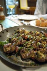 Brochette de Canard et Piauillos, Comme a la Maison, Akasaka