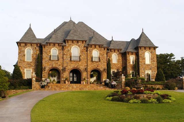 Ranch For Sale In Dallas Tx >> Celebrity Homes: Luxury Home/Mansion Builder in North Texas - J. Lambert Custom Homes