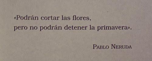 Love Frases Flowers Books Amor Pablo Neruda Letras Citas Flores