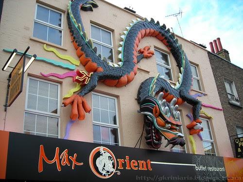 Dragon at Camden High Street