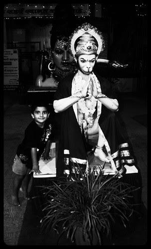 Jai Hanuman Gyan Gun Saagar Jai Kapish Tihun Lok Ujagar by firoze shakir photographerno1