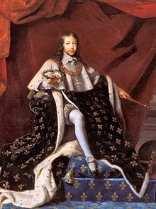 Louis XIV, 1648 (Henri Testelin)