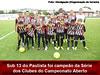 Aberto de futebol: Conhecidos os campeões entre os Clubes e os finalistas dos Centros