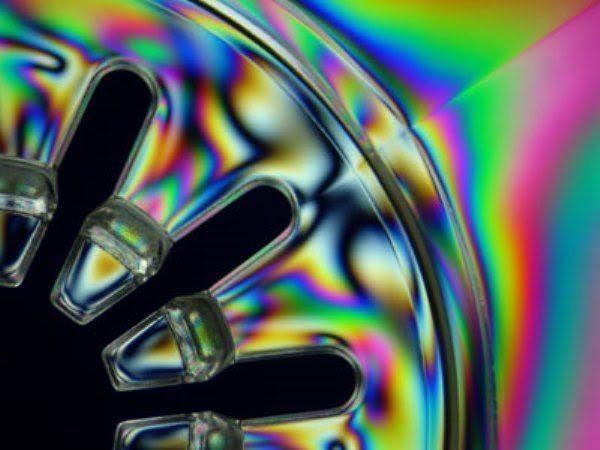 CD yüzeyi