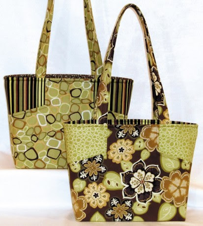 Margo Handbag by Lazy Girl Designs