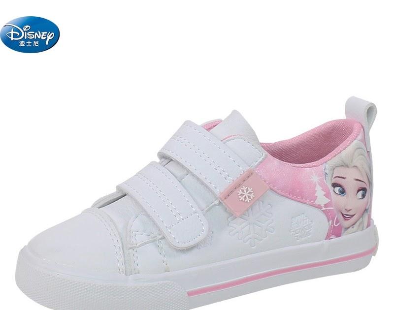 351cf644041 Comprar Disney Niños Rosa Zapatos Casuales De Niñas 2108 Elsa Y Anna  Princesa No Cordones Deportivos Pu Tamaño Europa 25 36 Online Baratos