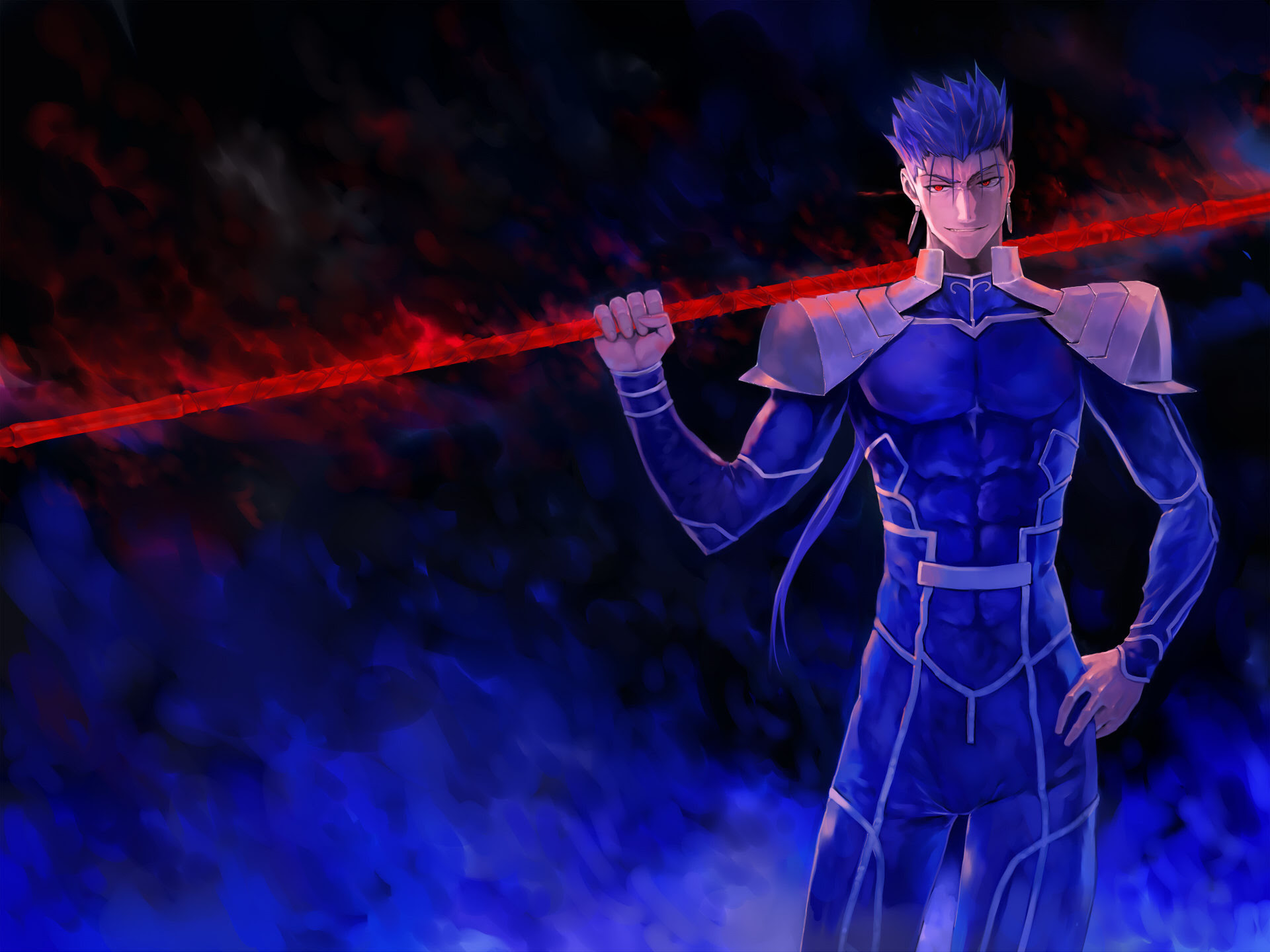 Fate Stay Night Lancer Wallpaper 24 Background Wallpaper Animewp Com
