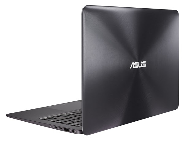The Obsidian Stone ASUS ZenBook UX305 Ultrabook (Image source: ASUS)