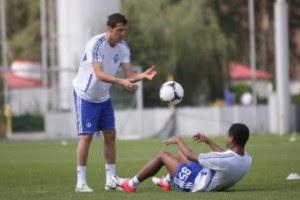 Динамо приступает к тренировкам