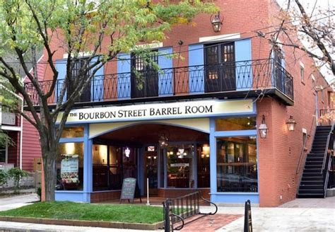 The Bourbon Street Barrel Room, Cleveland   Restaurant