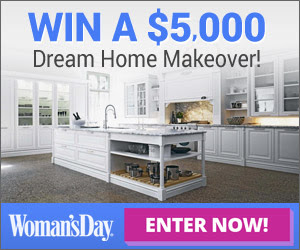 Dream Home Makeover Giveaway