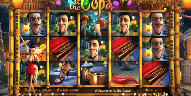 At the copa slot machine online betsoft tools