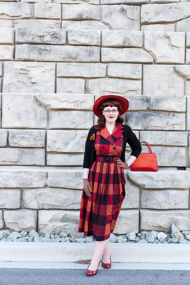 Chronically Vintage: I found my dream 1950s fall dress (and have ...