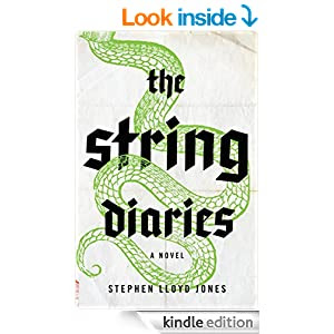 the string diaries stephen lloyd jones