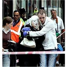 Terror - London
