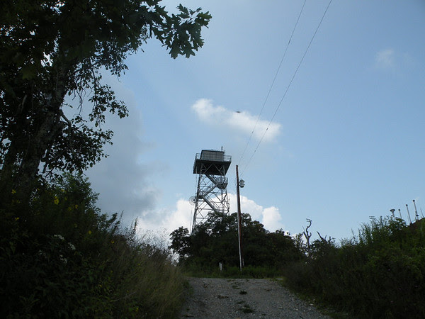 Cumberland Gal Southern Fire Towers