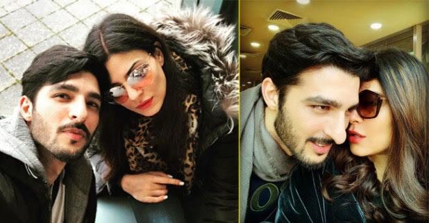 See pics, Sushmita Sen and boyfriend Rohman Shawl share cute PDA on Instagram and it is pretty cute