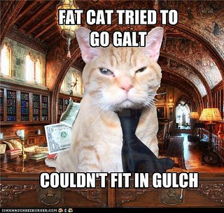 Fat Cat goes Galt