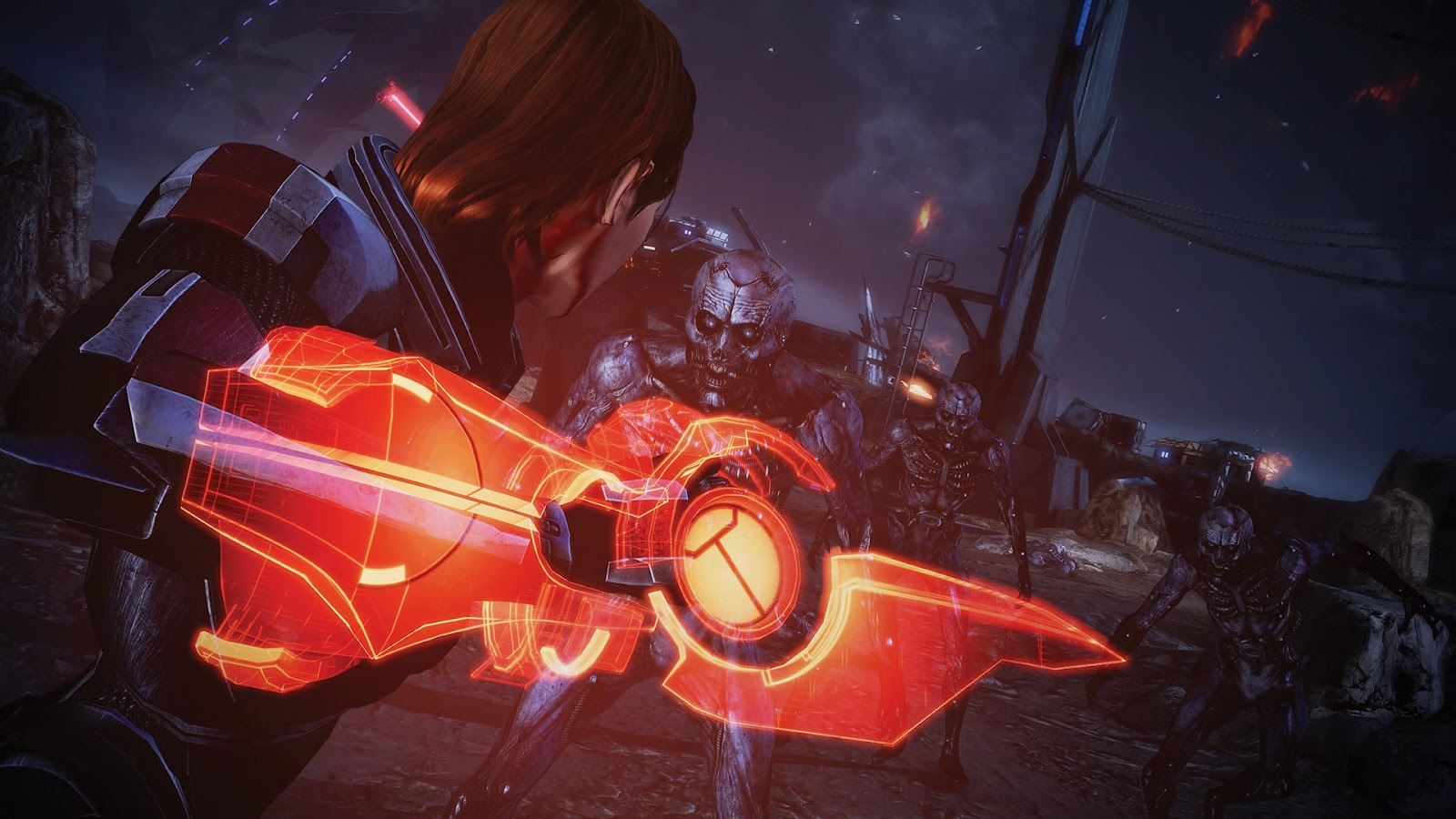 EA May Build Mass Effect 5 On Unreal Rather Than Frostbite