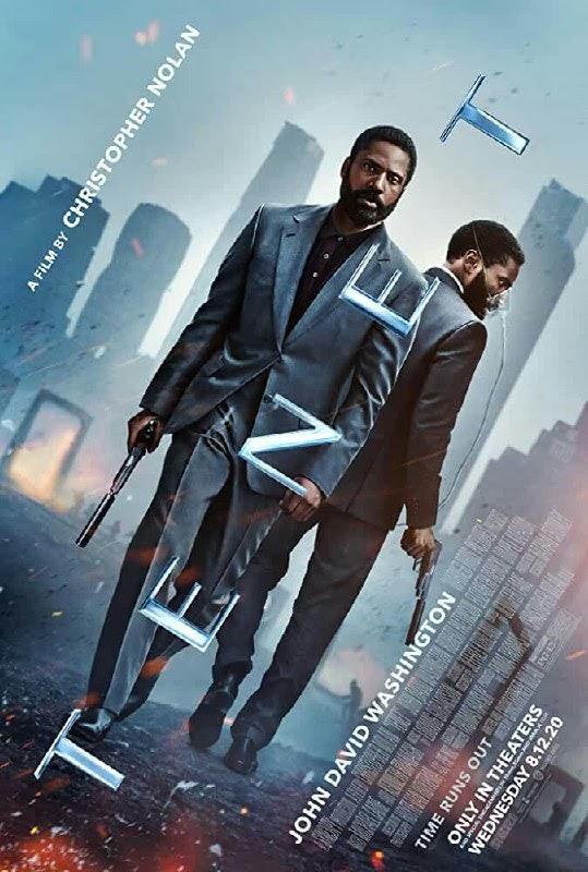 Tenet (2020) 480p 720p HDCAM English Full Movie